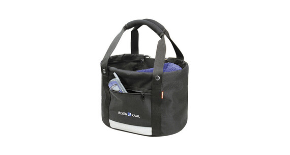KLICKfix Shopper comfort Mini zwart